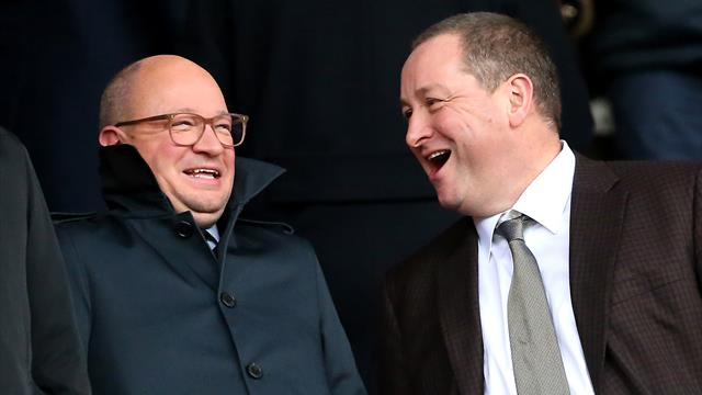 Newcastle owner Mike Ashley hopes to have club sold by January