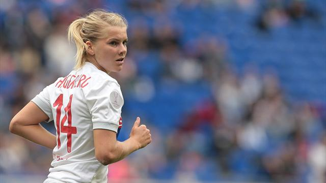 """Le sélectionneur norvégien n'a """"aucun contact avec Hegerberg pour l'instant"""""""
