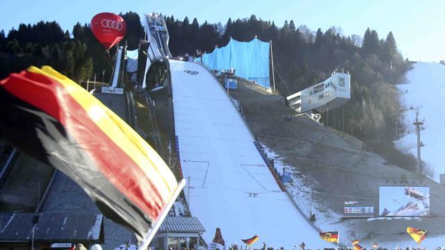 Skisprung-Weltcup in Titisee-Neustadt abgesagt