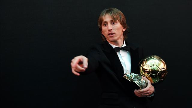 Modrić Attacks Messi and Cristiano Ronaldo Over Ballon d'Or Absence