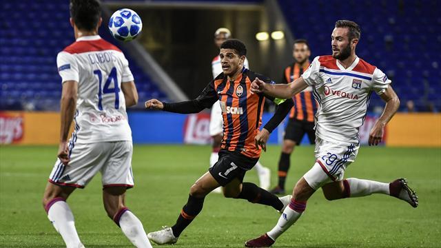 Shakhtar Donetsk — Ligue des champions
