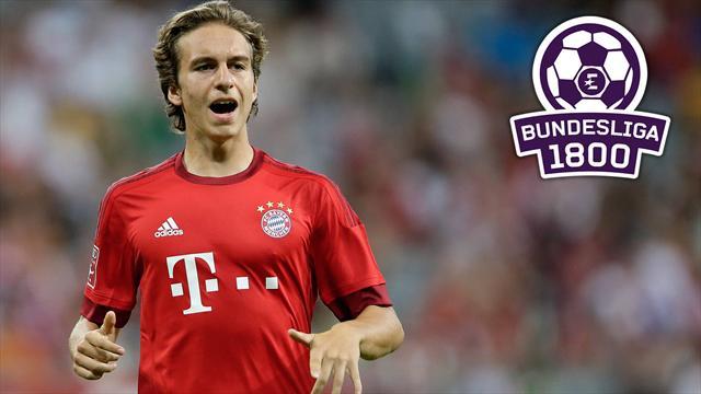 Bundesliga 1800 #59   Can, Schöpf und Co.: Was wurde aus diesen Bayern-Talenten?