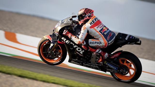 Marquez opéré de l'épaule 0 — MotoGP