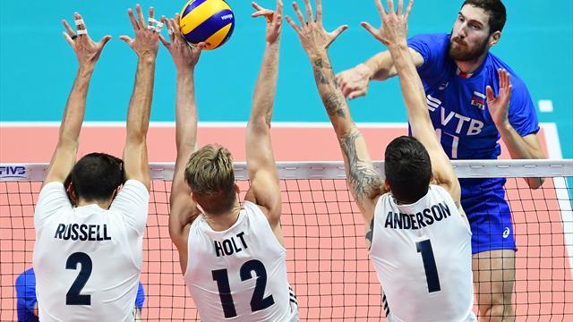 Championnat du monde des clubs 2018 de volley-ball : l'Italie domine le tournoi masculin