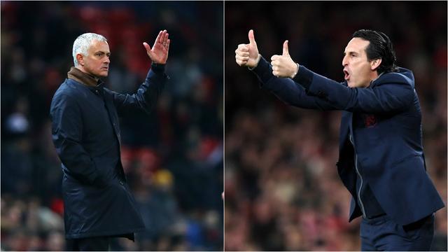Mourinho - Emery, destins croisés