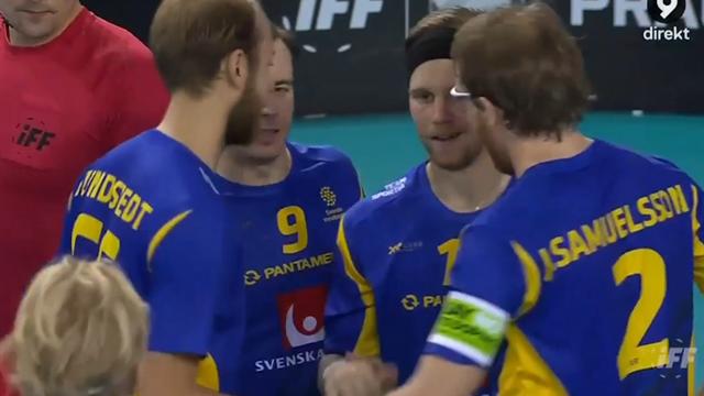 Höjdpunkter: Sverige krossade Danmark