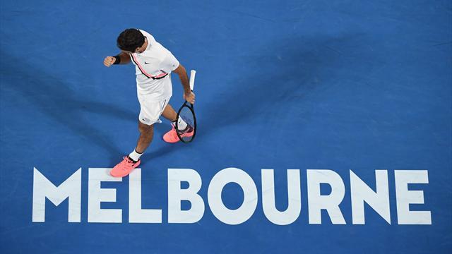 Слезы Сампраса, Федерера и еще 3 самых эмоциональных момента в истории Australian Open