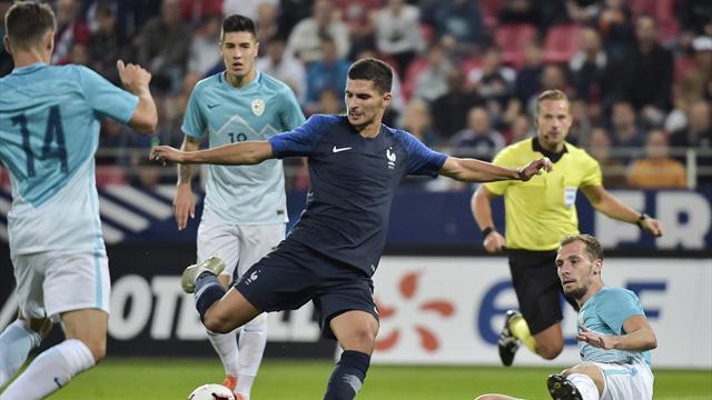 """Genesio : """"Aouar a une chance d'être sélectionné en équipe de France"""""""