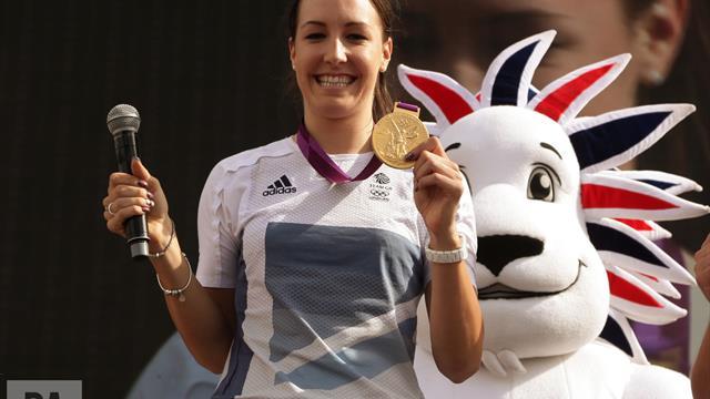 Olympic gold medallist Dani Rowe retires