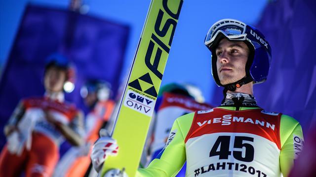 Schlierenzauer a gyenge szezonkezdés miatt már csak a Négysáncversenyen indul