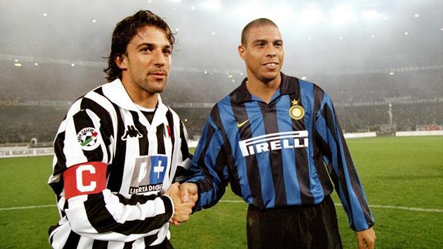 Juventus-Inter, da Buffon a Ronaldo: il best 11 più forte della storia del Derby d'Italia