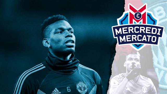"""""""Pogba stagne à Manchester, la Juve est l'opportunité rêvée"""""""