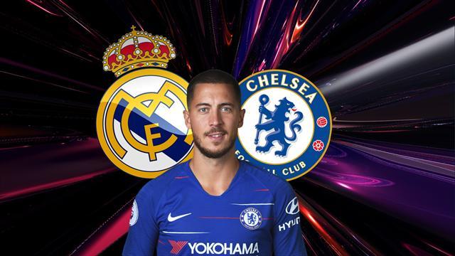 Transfer Focus: Chelsea tempt Hazard with mega-money deal