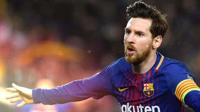 Clasificación de goleadores La Liga  2018 - 2019
