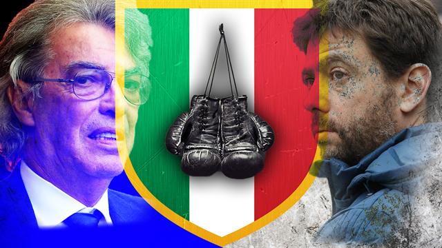 Juventus-Inter, amici mai: l'eterna rivalità della storica sfida del calcio italiano