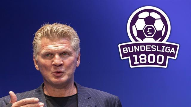 Bundesliga 1800 | Banker, Yoga-Lehrer, Wrestler: Das machen die Ex-Profis