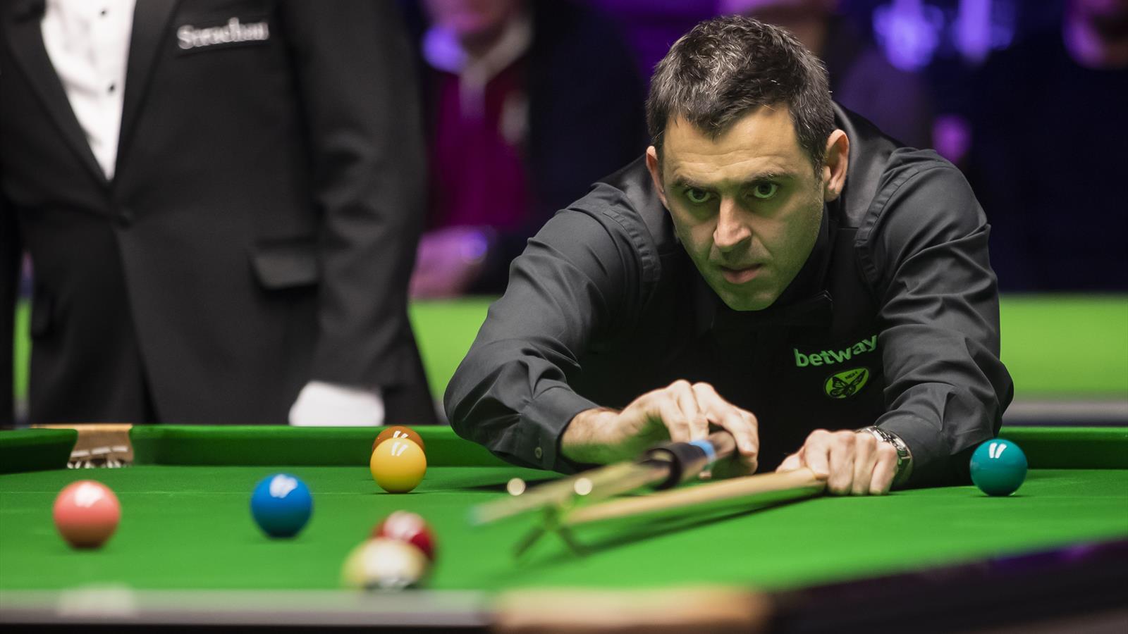 snooker news ronnie osullivan  tom ford   uk championship semi finals uk
