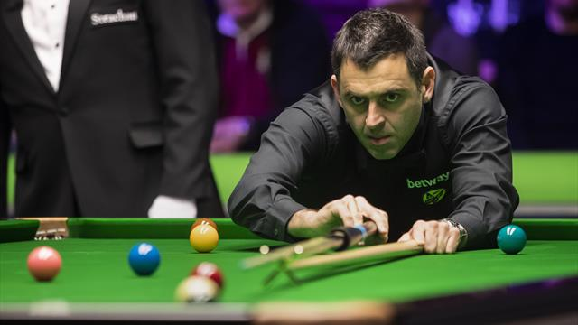 O'Sullivan to face Ford in UK Championship semi-finals