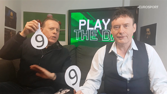 Play of the Day: Someone Gets 11! Plus More O'Sullivan Magic