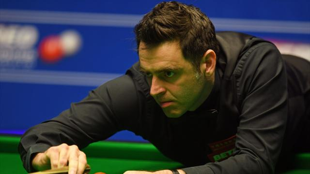 O'Sullivan turned down Jungle to concentrate on UK Championship