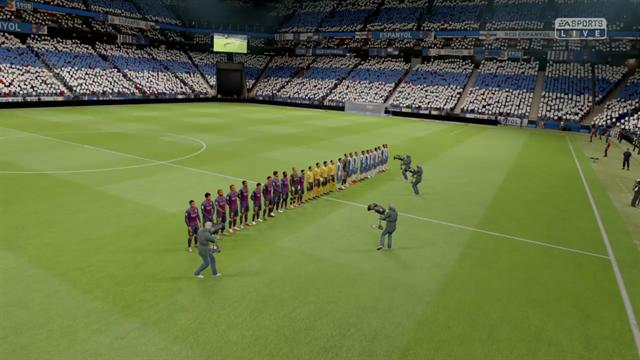 Liga Virtual: Así ha quedado el Espanyol-Barcelona