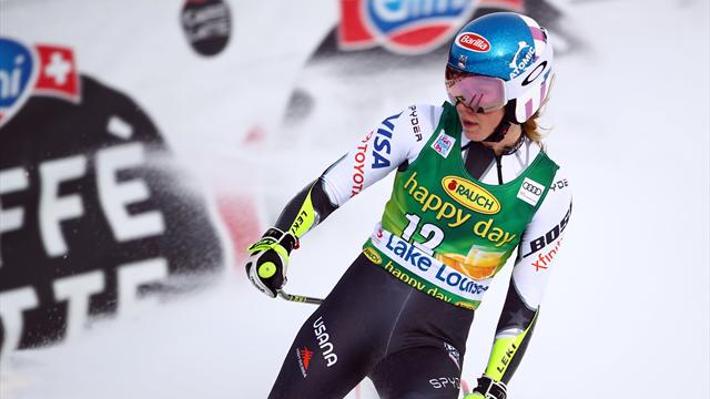 Shiffrin eyes World Cup record but says Schild is greatest