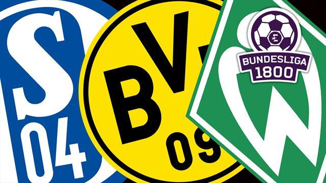 Bundesliga 1800 | Wer bin ich? Das Vereins-Quiz