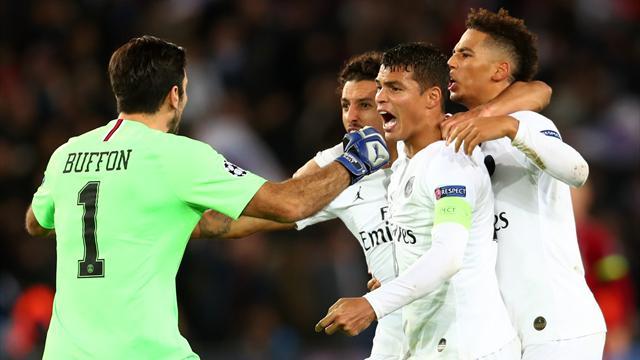"""Buffon : """"Je ne peux dire que du bien de mes coéquipiers français"""""""