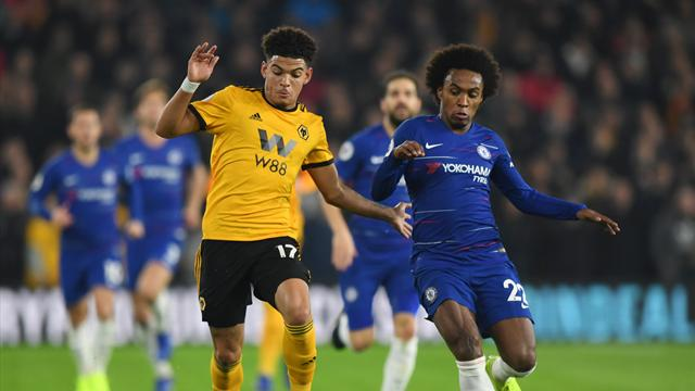 Wolverhampton-Chelsea, Sarri: