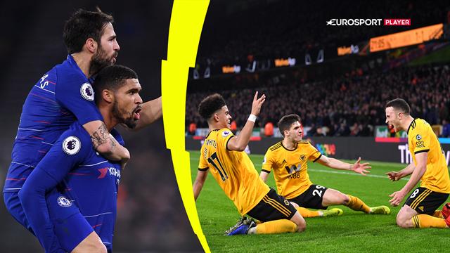 Highlights: Kyniske Wolves overvandt Chelsea hjemme