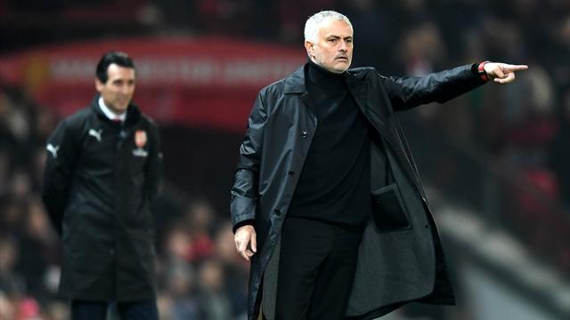 Mourinho angry United 'always shoot themselves'