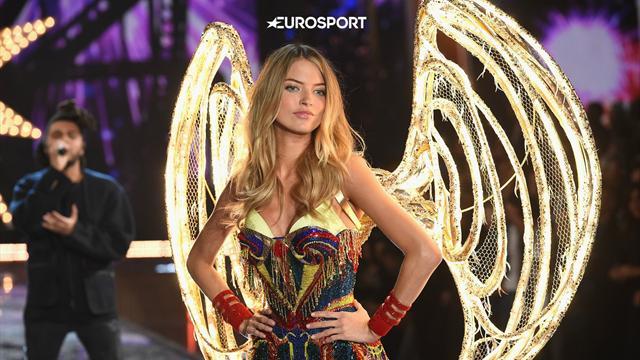 12 ангелов Victoria's Secret, которые не такие соблазнительные, как матч «МЮ» с «Арсеналом»