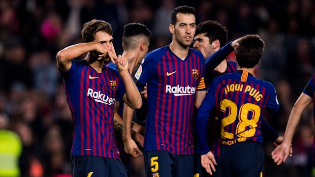 """Denis Suárez abre la puerta a su salida: """"Yo lo que quiero es jugar, y si no ya veremos"""""""