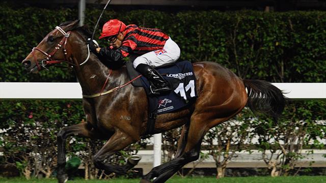 Longines International Jockey's Championship: De Sousa se corona en Hong Kong