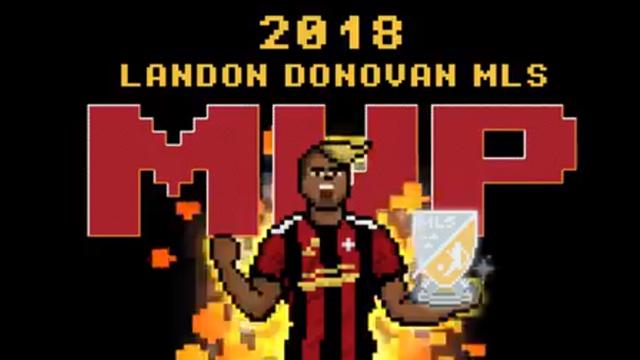 Мартинеса объявили лучшим игроком MLS-2018 роликом под игру из 90-ых