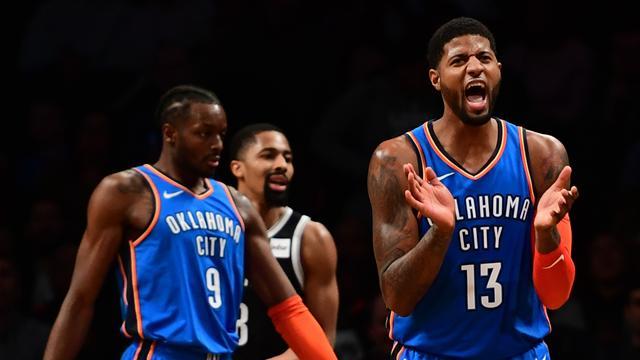 Oklahoma City s'affirme, les Lakers tremblent