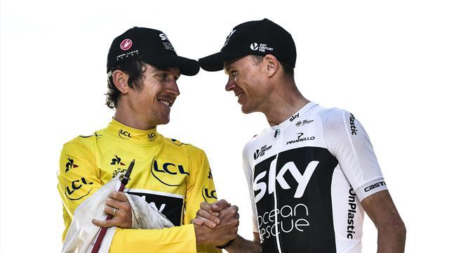 Séisme sur la planète cyclisme : Sky va se retirer fin 2019