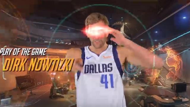 «Даллас» в крутом ролике представил игроков в стилистике героев Overwatch