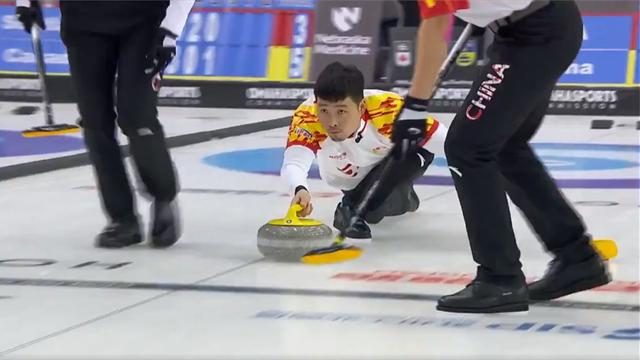 China upset hosts USA at Curling World Cup