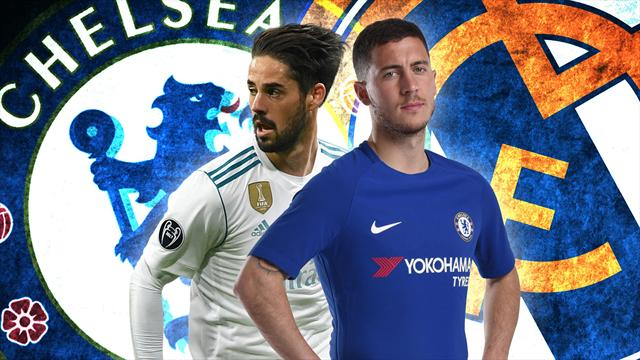 Euro Papers: Double blow for Chelsea over Isco and Hazard deals