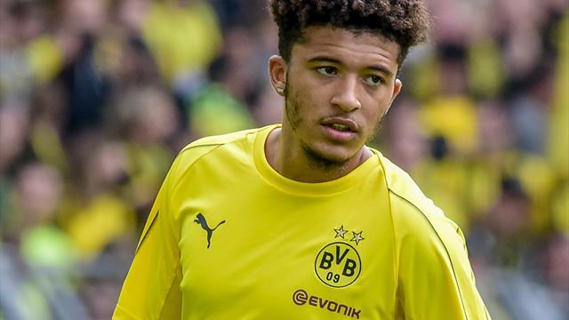 Trauerfall in der Familie: BVB-Training ohne Sancho
