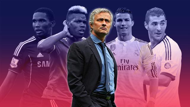 Mourinho, clash avec les stars