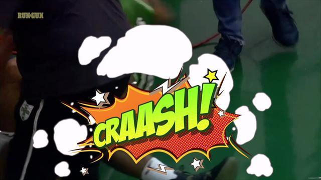 Run'n'Fun: errori e risate dal mondo della palla a spicchi