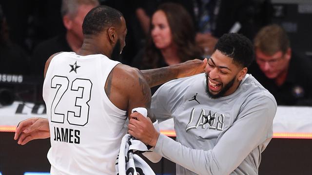 Séisme imminent : Davis va rejoindre les Lakers dans un trade gigantesque