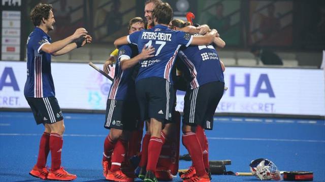 5-3. Argentina, a cuartos a pesar de caer ante Francia