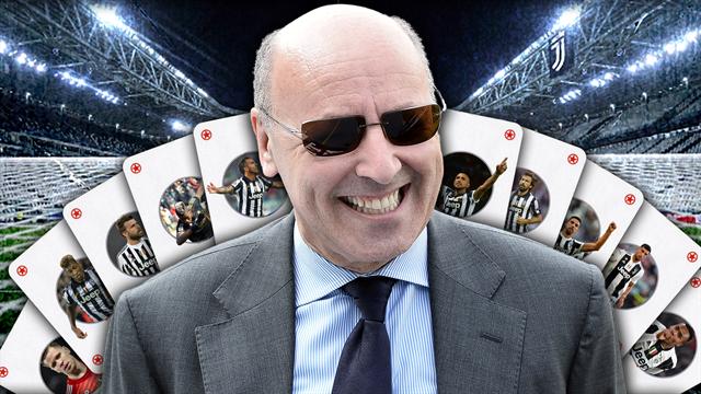Da Pirlo a Pogba, da Tevez a Can: i 10 migliori affari di Marotta alla Juventus