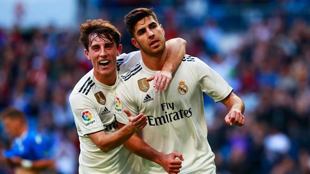 Il Real Madrid travolge il Melilla e accede agli ottavi, doppiette per Isco e Asensio