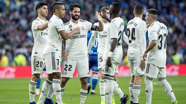 Huesca-Real Madrid, en directo (16:15)