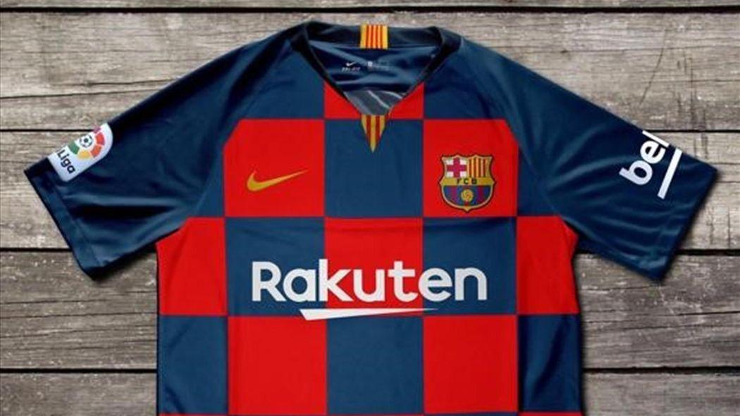 f111e795f7225 Filtran la nueva ¿y definitiva  camiseta del Barça para la próxima temporada  - La Liga 2016-2017 - Fútbol - Eurosport Espana
