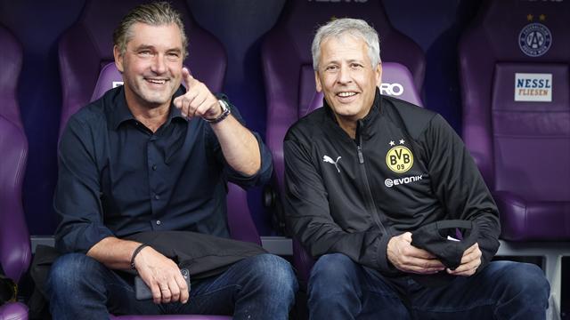 """Zorc staunt über Favre: """"Verbessert Details, die für mich neu sind"""""""
